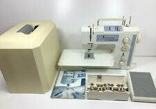 BERNINA 1020 sewing machine recently SERVICED  great condition + EXTRAS