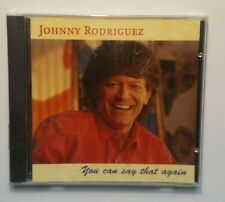 Johnny Rodriguez - You can say that again - CD 1996