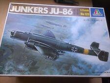 JUNKERS JU 86 E1/E2 1/72 SCALE ITALERI