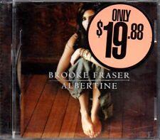 Brooke Fraser - Albertine - MUSIC CD