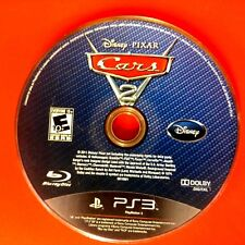 Cars 2: The Video Game (Sony PlayStation 3, 2011) Disc Only # 14040