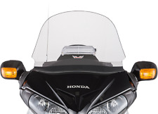 2001-2015 Honda GL1800 Goldwing Standard Height Clear Vented Windshield S-167V-C