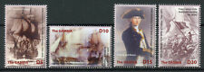 Gambia 2005 MNH Battle of Trafalgar 200th Horatio Nelson 4v Set Ships Stamps