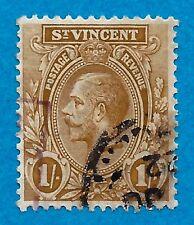 St. Vincent  113  Used  George V