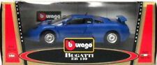 Burago 1535-bugatti EB 110-bijoux Collection-sc.1/24-made in Italy