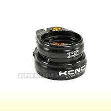 KCNC SC13 Twin Seat Post Clamp Seat Tube:31.8mm/Seat Post:27.2mm , Black