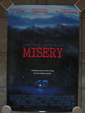 Misery Movie Poster - 1990 - Single-sided One Sheet