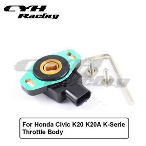 Throttle Body TPS Sensor For Honda Civic K20 K20A K-Serie