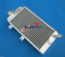 Aluminum radiator KAWASAKI KLR650 KLR 650 2008-2010 2009 08 09 10