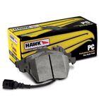 Hawk Ceramic Street Brake Pads 89-95 for Ferrari 348 GTB/GTS Frt/Rear / 89-94