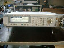 New Listingrohde Amp Schwarz Sml03 Signal Generator 9 Khz 33 Ghz With Option Sml B1 Sml B5