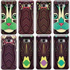 DYEFOR AZTEC ANIMALS PHONE CASE COVER FOR SAMSUNG GALAXY PHONES 2