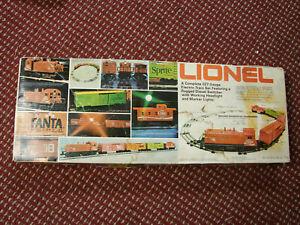 1974 Lionel 1463 Coca-Cola 75th Anniversary Freight Set, LN/OB