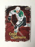 2016-17 Upper Deck Jamie Benn Goalie Nightmares GN-10