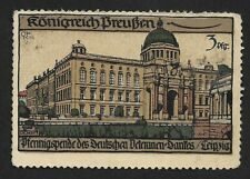 Russia Breuben Poster Stamp MH