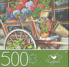 Peddlin' Posies Puzzle - 500 pc NIB