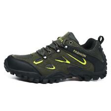 Men's Outdoor Hiking Trail Trekking Sneakers Breathable Climbing Walking Shoes 9