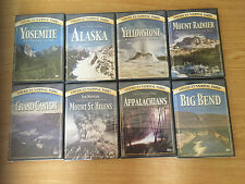 Lot Of 8 America`s National Parks DVD