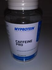Myprotein Caffeine Pro 200mg Tablets 100 Count