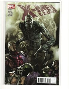 X-men #253 Legacy Rogue Colossus Cyclops Wolverine Magneto 9.4