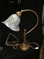 German Art Deco Millefiori Lamp