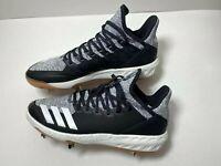 Adidas F36439 Icon 4 Boost Primeknit Gum Bottom Baseball Cleats Men's Size 8