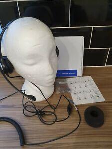 Wantek Call Center Headset  A602 Boxed