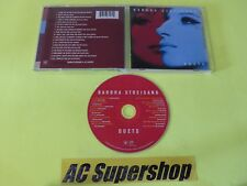 Barbra Streisand duets - CD Compact Disc