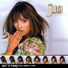 Jennifer Lopez - Ain't It Funny - CD Single - Remix (2002)