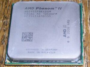 AMD Phenom II X4 955 - (HDZ955FBK4DGM) - 3,2GHz - 6MB L3-Cache