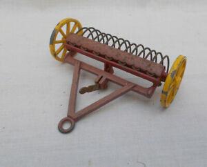 Vintage Dinky Toys 324 Hay Rake - Made In England