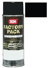 SEM 19423 Factory Pack GM Code WA8555 Black Aerosol Spray Paint