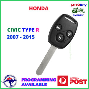HONDA CIVIC TYPE R KEY REMOTE 2007 2008 2009 2010 2011 2012 2013 2014