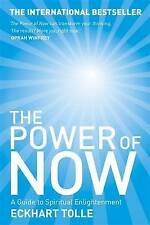 Very Good, ThePower of Now A Guide to Spiritual Enlightenment by Tolle, Eckhart