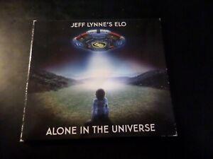 CD ALBUM - JEFF LYNNE ELO - ALONE IN THE UNIVERSE