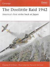Osprey Campaign Series The Doolittle Raid 1942 Japan Hap Arnold B-25B Bomber