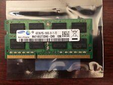 SAMSUNG 8GB (2X4GB) DDR3 PC3-10600 LAPTOP MEMORY