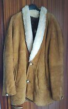 SHEARLING MONTONE Parka Cappotto Giubbino Jacket Coat Tg 50 Man Uomo