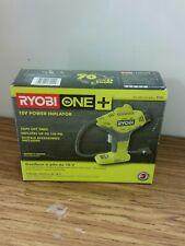 RYOBI P737 ONE+ 18V Power Inflator RR329