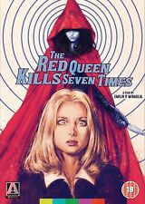 The Red Queen Kills Seven Times (DVD)