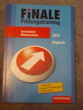 FINALE Prüfungstraining - Zentralabitur Niedersachsen - Englisch - Westermann