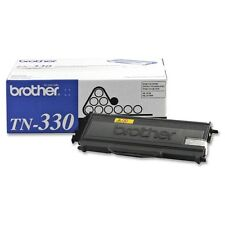 Genuine Brother TN330 Black Toner Cartridge for MFC-7440N, MFC-7840W