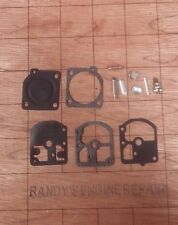 Zama RB-3 Carb Carburetor Rebuild Repair Kit Homelite 330 Series Chainsaw NEW