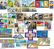 Armenia MNH** 2016 Complete YEAR SET Mi 963-1004 Scott 1061-1096 + Deluxe Pope