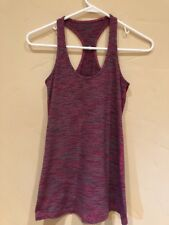 Lululemon Cool Racerback Wee Are From Space Jewelled Magenta Size 8
