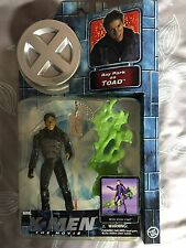 X-Men The Movie Ray Park as Toad
