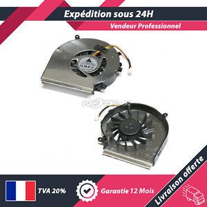 VENTILATEUR CPU FAN POUR MSI GE62 GE72 PAAD06015SL N303 GAUCHE