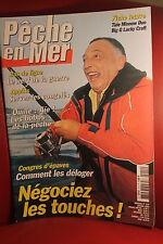 PECHE EN MER N° 210 JANVIER 2003 Toutes les techniques de  pêches en eau salée