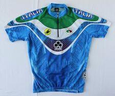 Castelli ITALIA COLNAGO Cycling Jersey VINTAGE Men Bike Shirt Trikot Maglia, XXL