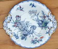 Unboxed British Art Deco Blue & White Transfer Ware Pottery